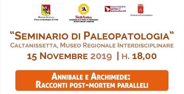 Seminario di Paleopatologia