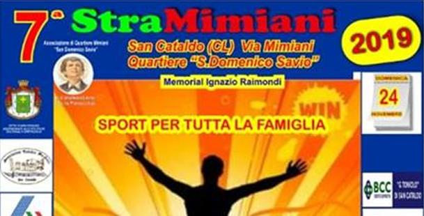 7° StraMimiani - San Cataldo