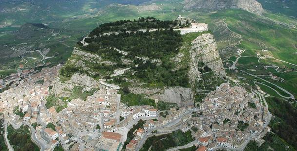 Escursione e visita guidata sul Monte San Paolino, Sutera