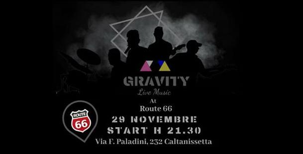 Danilo Laparura Gravity Band @Route 66