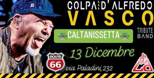 Vasco Tribute Band @Route66