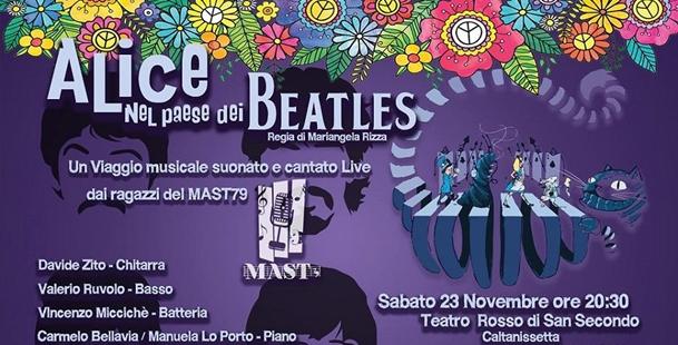 Alice nel paese dei Beatles - Teatro Rosso di San Secondo