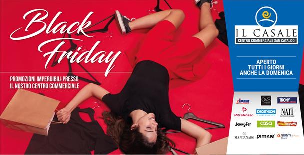 Black Friday - Centro Commerciale Il Casale