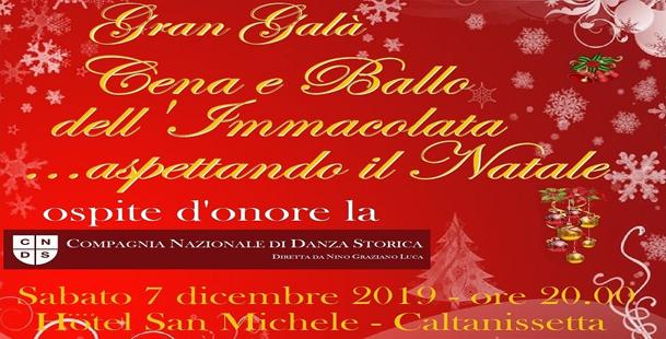 Gran gala cena e ballo dell'Immacolata - Hotel San Michele