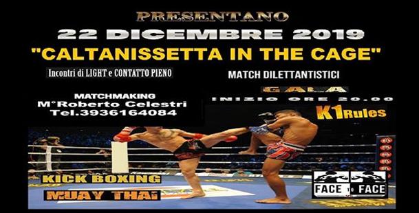 Caltanissetta In The Cage