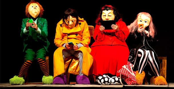 Los 4 Cobre Theatre Degart - Teatro Margherita