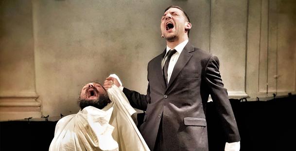 L'Ammazzatore - Teatro R. Margherita