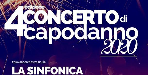 4° Concerto di Capodanno - Giovane Orchestra Sicula