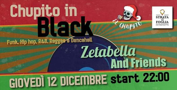 Chupito In BLACK!