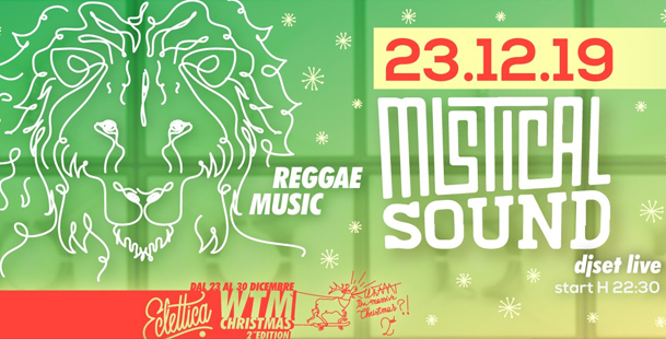 Mistical Sound at WTM Christmas 2nd Edition