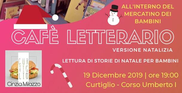Café Letterario - Lettura di storie di Natale