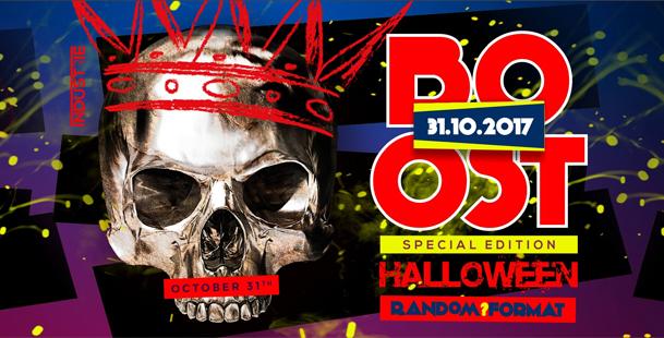 ✘ BOOST ✘ Halloween ✘ Industrie ★