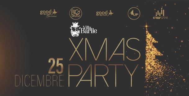 XMAS Party - Villa Barile