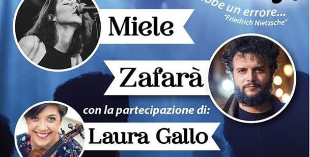 Miele - Zafarà - Concerto Insieme