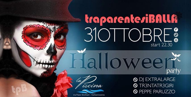 TraparentesiBALLA**Halloween Party**