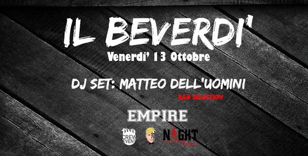 Il Beverdì  | Empire | R&B selection