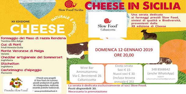 Cheese in Sicilia - Ammuttammu