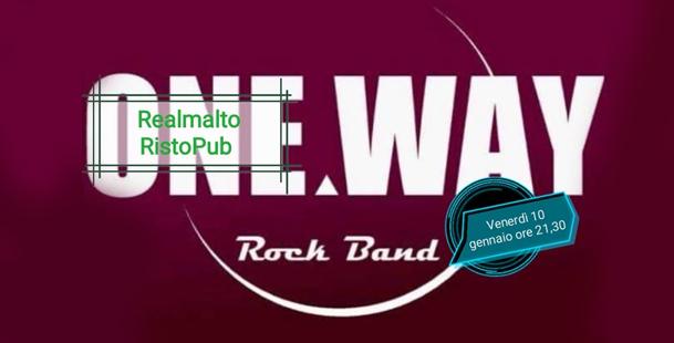 Live Music Rock Band - Realmalto