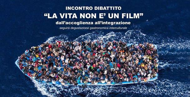 La VITA NON E' UN FILM - Incontro dibattito Emergency