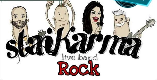 Live Music Rock Band STAIKARMA