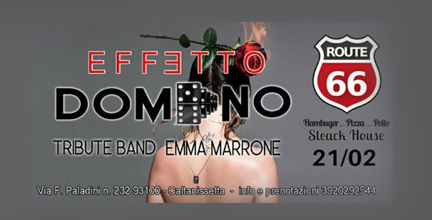 Tribute Emma Marrone