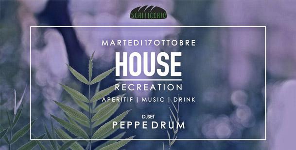 Houserecreation - Aperitif&Djset > Schiticchio