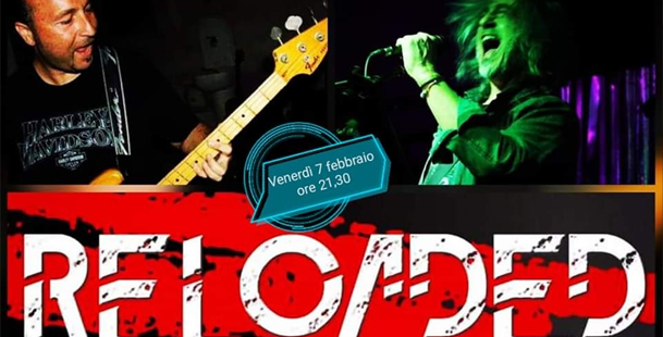 Live Music Rock Band Reloaded