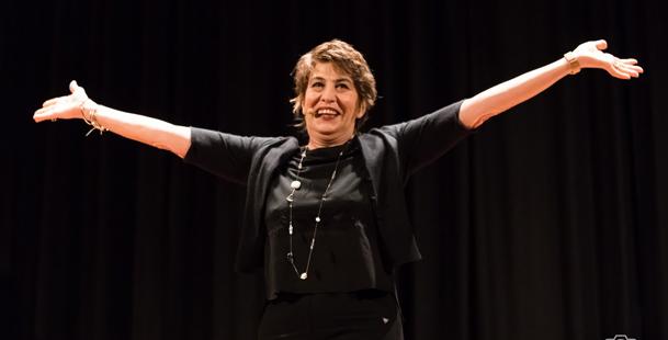 RINVIATO - Serena Dandini - Serendipity Teatro Margherita