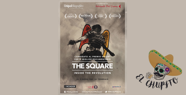 Inside The Revolution- The Square