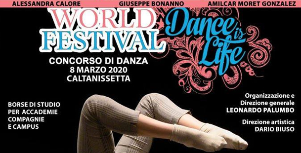 World Festival Dance is Life 2020