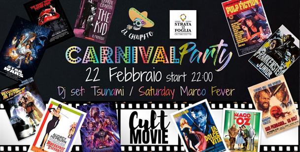 Carnival party! El Chupito