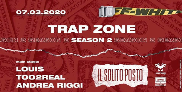 TRAP ZONE | 2season2 - Solito Posto