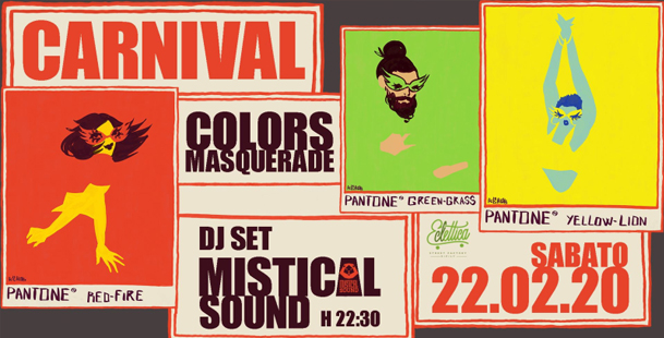 Carnival in Colors at Street Factory Eclettica