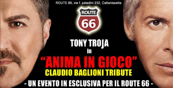 Tribute Baglioni - Route 66