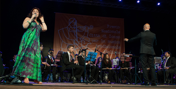 Rita Botto e la Banda di Avola - Teatro R. Margherita