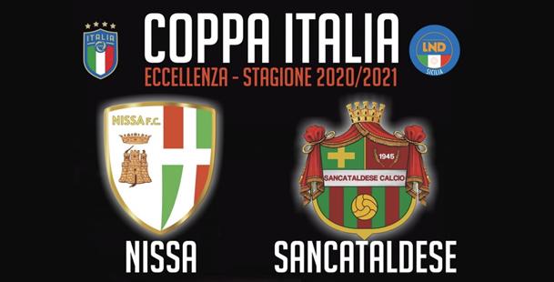 Coppa Italia di Eccellenza NISSA-SANCATALDESE