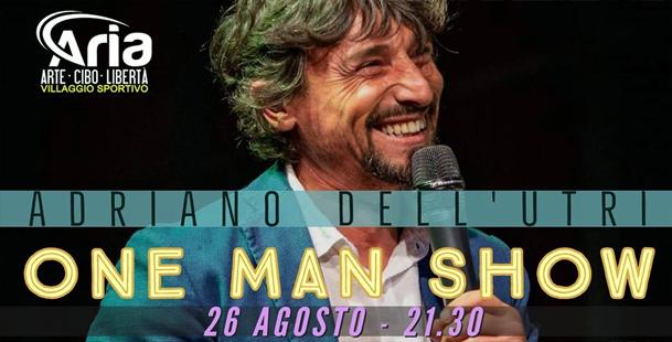 Adriano Dell'Utri - One Man Show