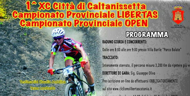 1^XC Città di Caltanissetta - Campionato Prov. Libertas
