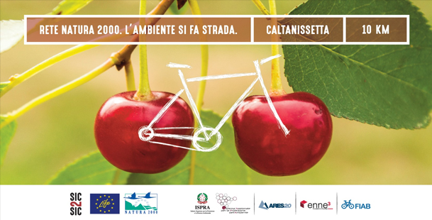 Pedalata alla scoperta della Rete Natura2000 siciliana: Caltanissetta.