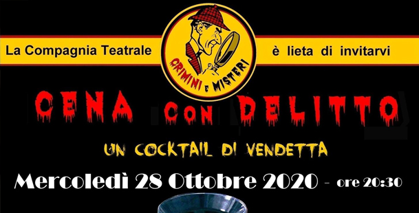 Cena con Delitto - Un cocktail di vendetta