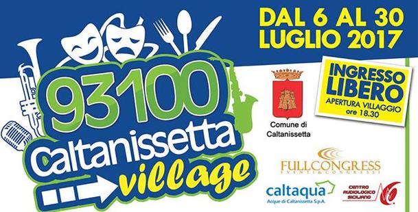 93100 Caltanissetta Village