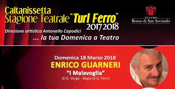 I Malavoglia @Teatro Rosso di San Secondo