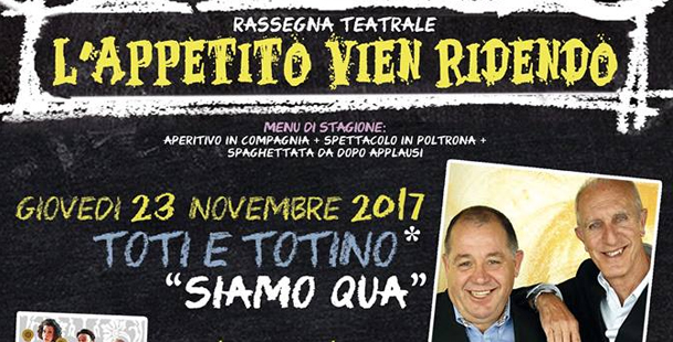 Toti e Totino - Caltanissetta