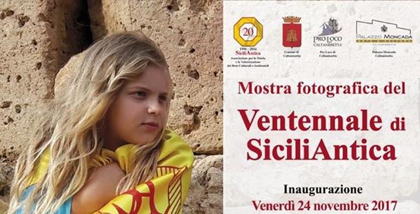 Mostra fotografica del Ventennale di SiciliAntica