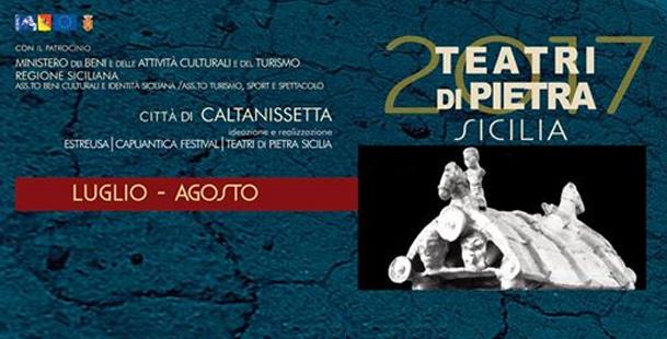 Teatri di Pietra Sicilia 2017