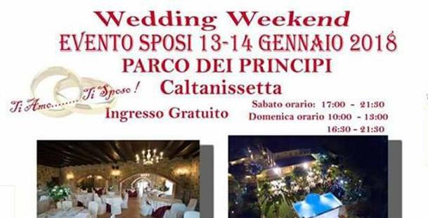 Wedding Weekend