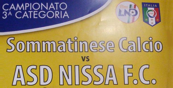 Calcio, la Nissa domenica al Palmintelli