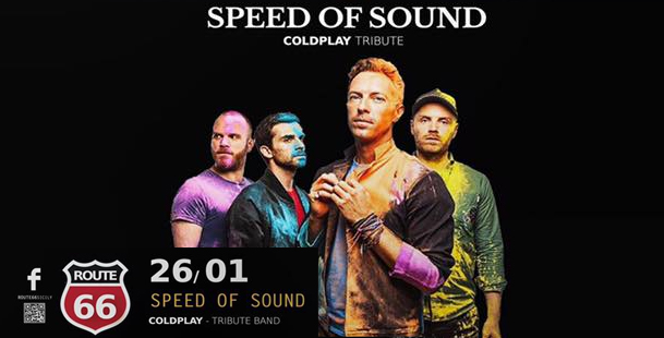 Speed of Sound (Coldplay Tribute)