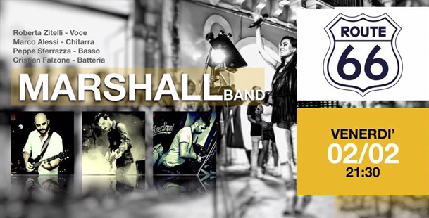 Marshall Band Live @ Route 66