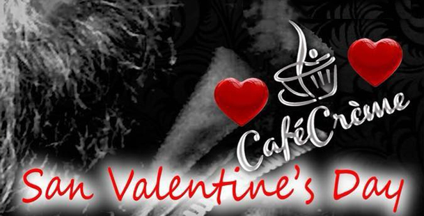 San Valentino al Café Crème